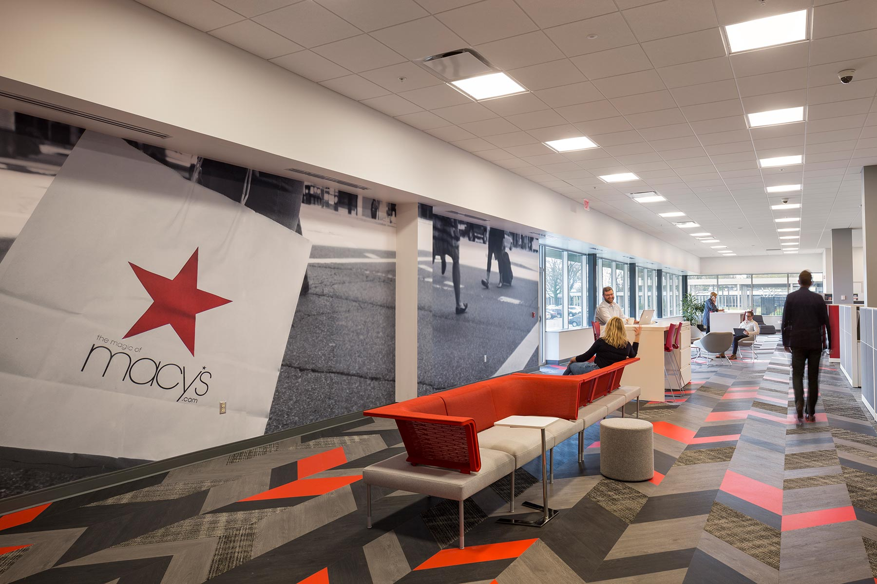 Architecture Workplace Lifestyle Macys