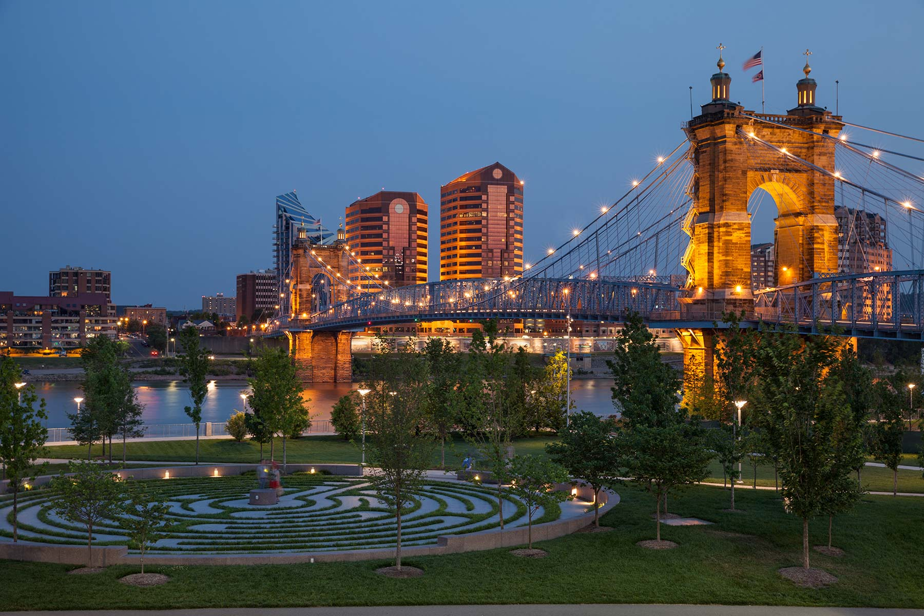 Cincinnati Landscape Photography